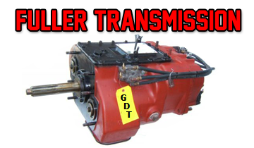 Fuller Transmissions For Sale.