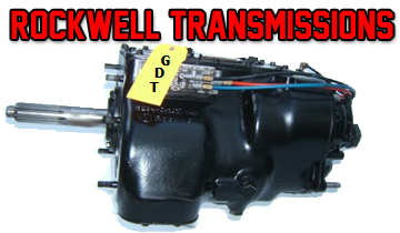 Rockwell Transmissions For Sale.