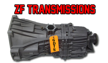 ZF Transmissions For Sale.